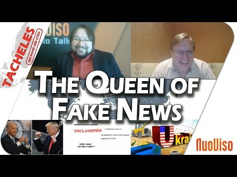 The Queen of Fake News - TACHELES #16