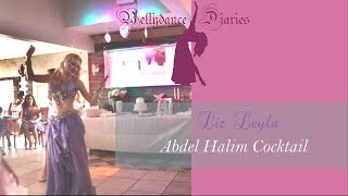 Bellydancer Liz Leyla - Abdel Halim
