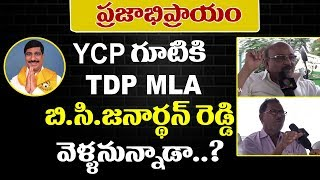 Video YCP గూటికి TDP MLA బి.సి జనార్ధన్ రెడ్డి వెళ్లనున్నాడా..? Public opinion on MLA BC Janardhan Reddy download MP3, 3GP, MP4, WEBM, AVI, FLV September 2018