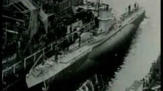Submarino U-77 Alemán hundido en Cálpe
