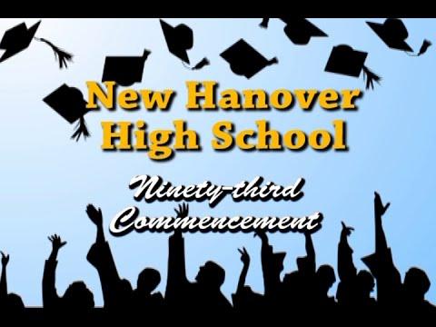 New Hanover High School Graduation Ceremony 2016