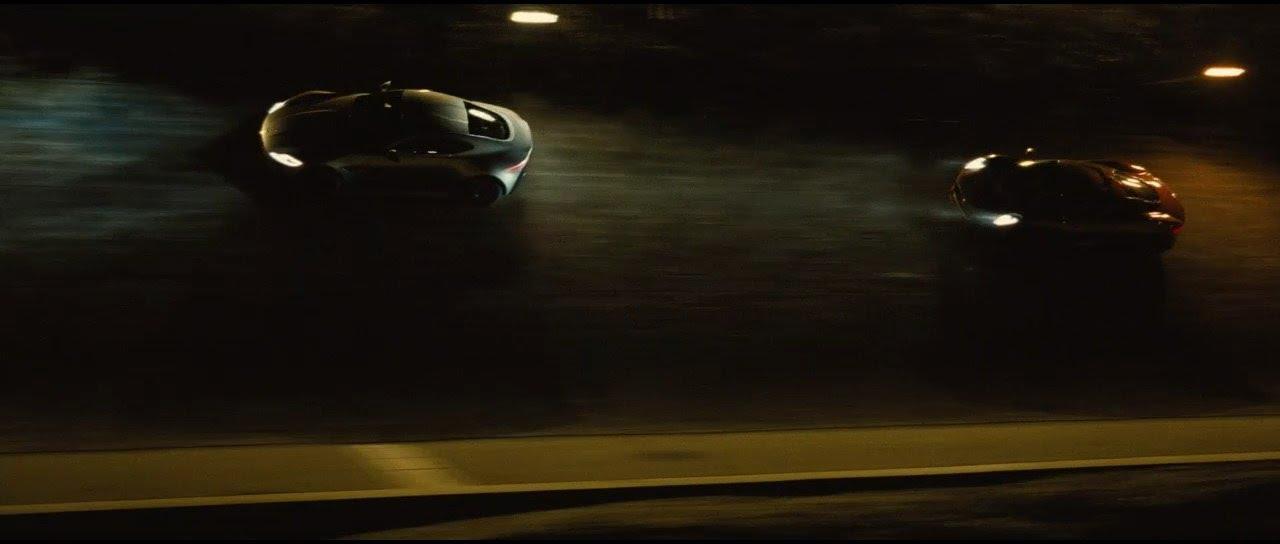 007 Spectre 2015 Aston Martin Db10 Vs Jaguar C X75 Hd Youtube