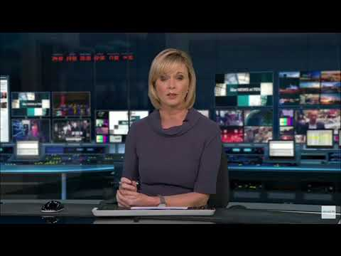 (Mock) ITV News At 10 Closing With BBC World News Closing Music