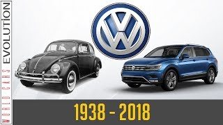 W.C.E - Volkswagen Evolution (1938 - 2018)