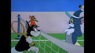 Tom and Jerry, 46 Episode - Tennis Chumps (1949)