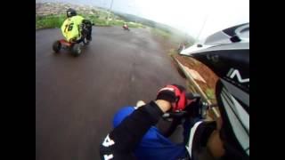 3 Etapa do Paranaense de Drift Trike em Apucarana 18 e 19 de outubro 2014