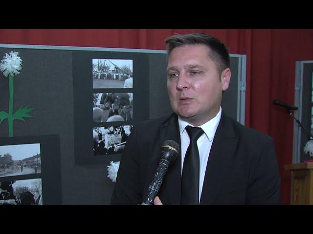 1956-os megemlékezés - Sásd