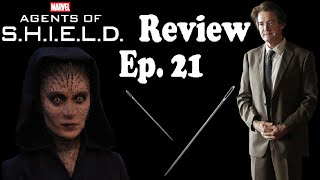 Agents of SHIELD, temporada 2, episodio 21, REVIEW