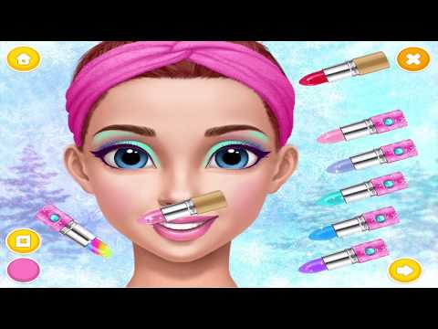 Best Game for Kids - Princess Gloria Makeup Salon Games for Girl to Play HairStyle Fashion Care Game