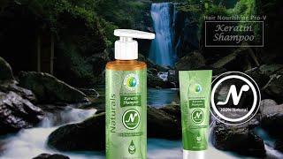 HERBCIENCE– Hair  Nourishing Pro-V  KERATIN SHAMPOO