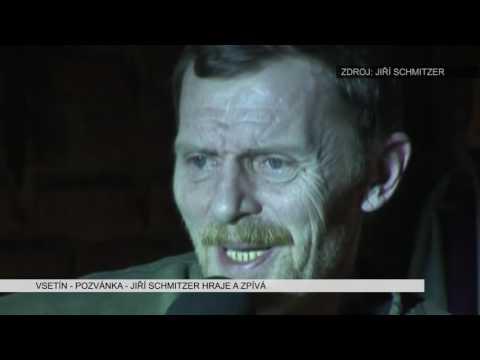 VSETÍN: Jiří Schmitzer hraje a zpívá