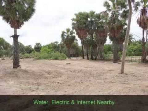 Seaside Land Plot Ideal for Resort Near Cha am, Thailand (p330)