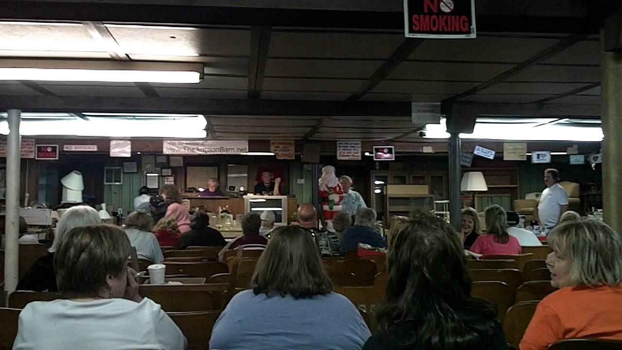 Auction Barn Cranberry Pa Youtube