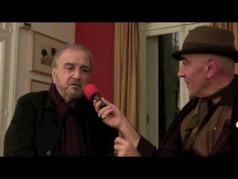 Echos Hugo : Interview Jean Claude Carrière
