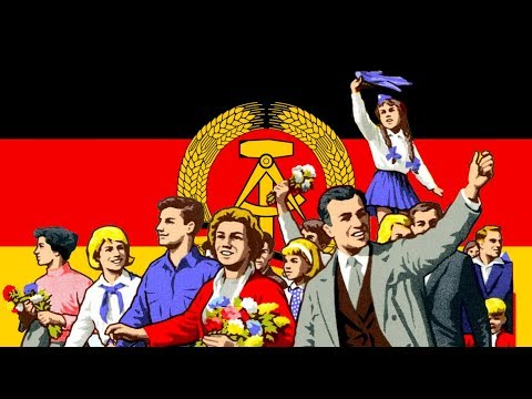 Auferstanden aus Ruinen! National Anthem of the German Democratic Republic! (English Lyrics)