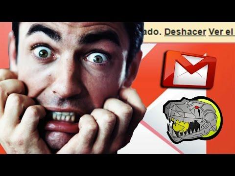 Como deshacer o eliminar un correo electrónico enviado por error