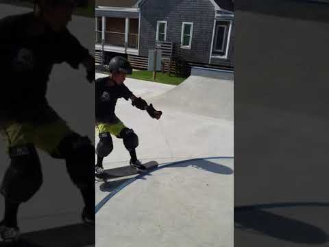 Tyson Brown 1:37 Skate Run