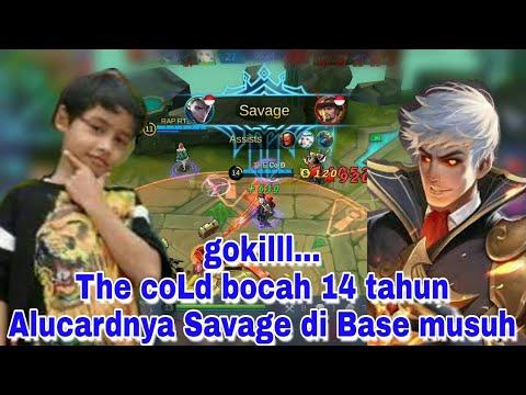 Top Global Alucard The Cold SAVAGE Didetik2 Terakhir KemenanganGG Parah Gameplay Nya YouTube