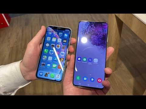 S20 Ultra - его НИКТО НЕ БУДЕТ ПОКУПАТЬ. Ждем такой IPhone 20 Pro