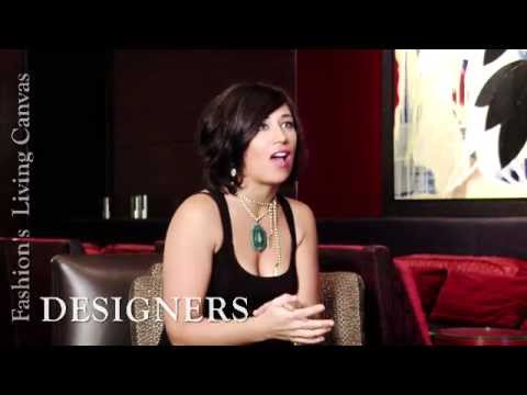 Fashion's Living Canvas- The Designers