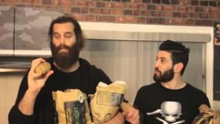 Бородатая кухня - Картофельное кресло