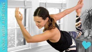 Confidence Boost Yoga - Yoga With Adriene