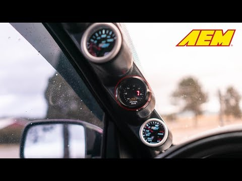 Why Every Turbo Car Needs A Wideband AFR Gauge