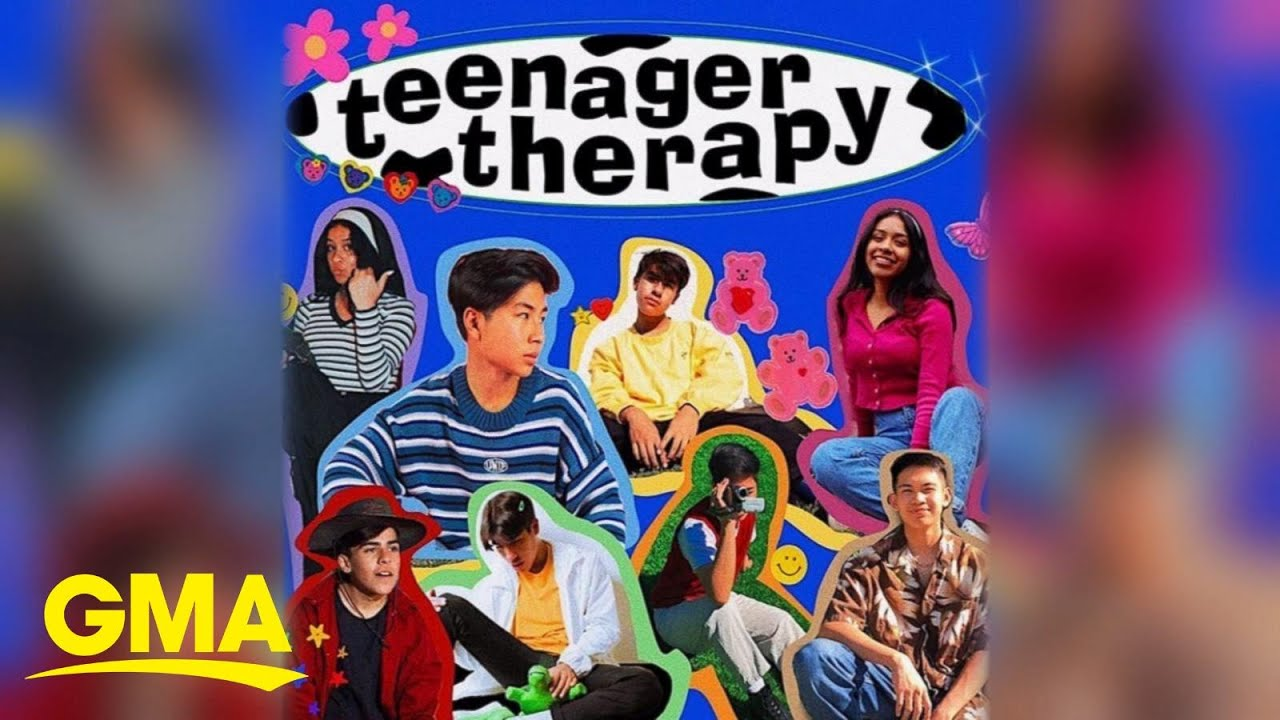 'High Schoolers' podcast for teenage therapy