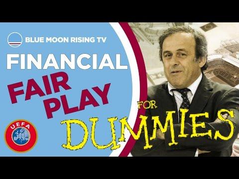 FINANCIAL FAIR PLAY FOR DUMMIES | Manchester City | Part 1