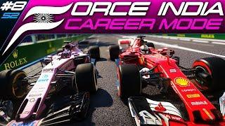 F1 2017 CAREER MODE #28   HERE WE GO AGAIN...   Baku