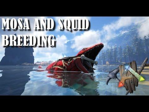 UNDERWATER BREEDING! ARK: SURVIVAL EVOLVED, V256
