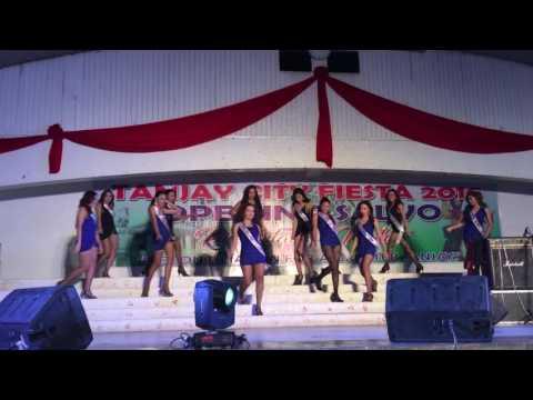 Miss Tanjay 2016 - Presentation Night