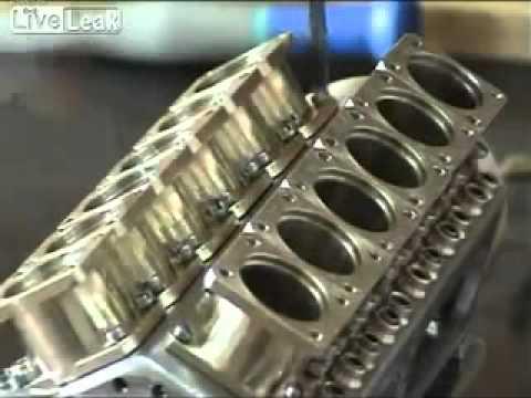 Самый простой паровой двигатель 346