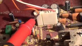 Kenwood KR-4070 Vintage Stereo Receiver Repair