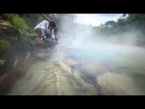 A Boiling River In Peru Is So Hot, It Cooks Anything That Falls In - Newsy