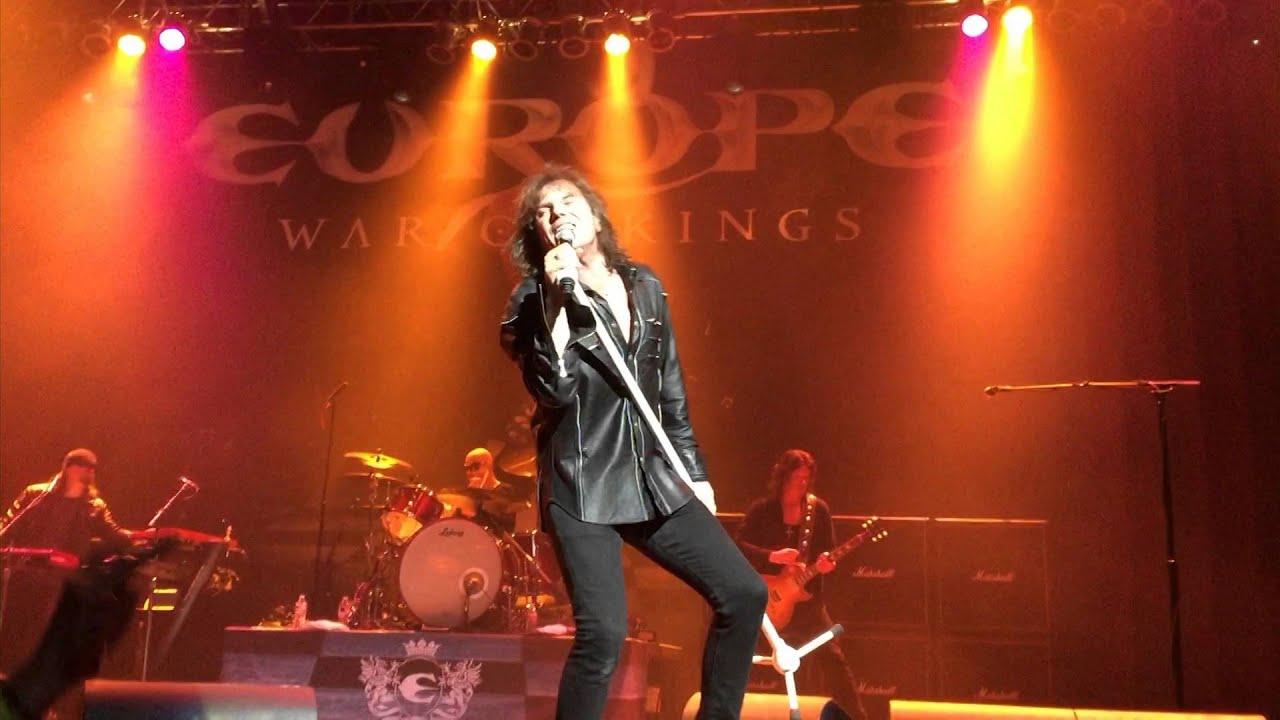 Europe Live, Dallas 2016 Youtube