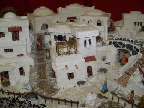 Presepe in Palestina  YouTube