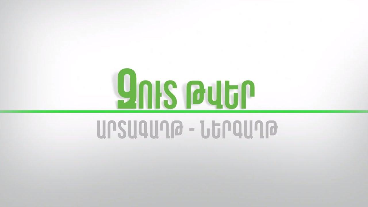 Զուտ թվեր Ռոբերտ Քոչարյանից. Արտագաղթ - Ներգաղթ