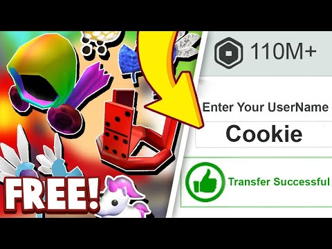 How To Earn FREE ROBUX! How to get free robux on roblox (Selling Merch, Trading Limited's And More) thumbnail