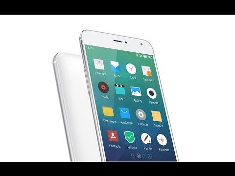 Видеообзор Meizu MX4 Pro