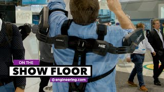 Unpowered Exoskeleton Improves Ergonomics and Reduces Fatigue for Manufacturing Workers