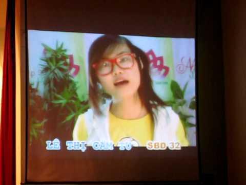 """TCDN2K33 - """"NET DEP SINH VIEN""""...PHAN THI KHOI DONG OF TU-XINH NE.."""
