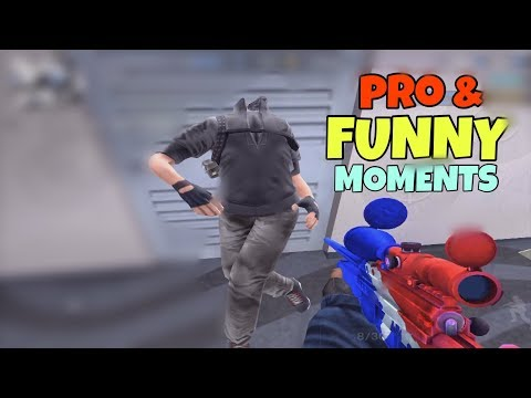 Critical Ops - Pro and Funny Moments #5 ft. Zero iOS