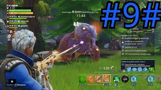 FORTNITE Save the World / Stony Forest / pag.9 - 10 / A Voice at Night