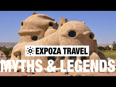 Myths & Legends (Africa) Vacation Travel Video Guide