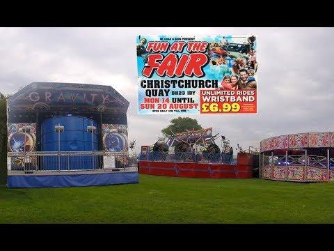 Christchurch Fun Fair 14-08-2017