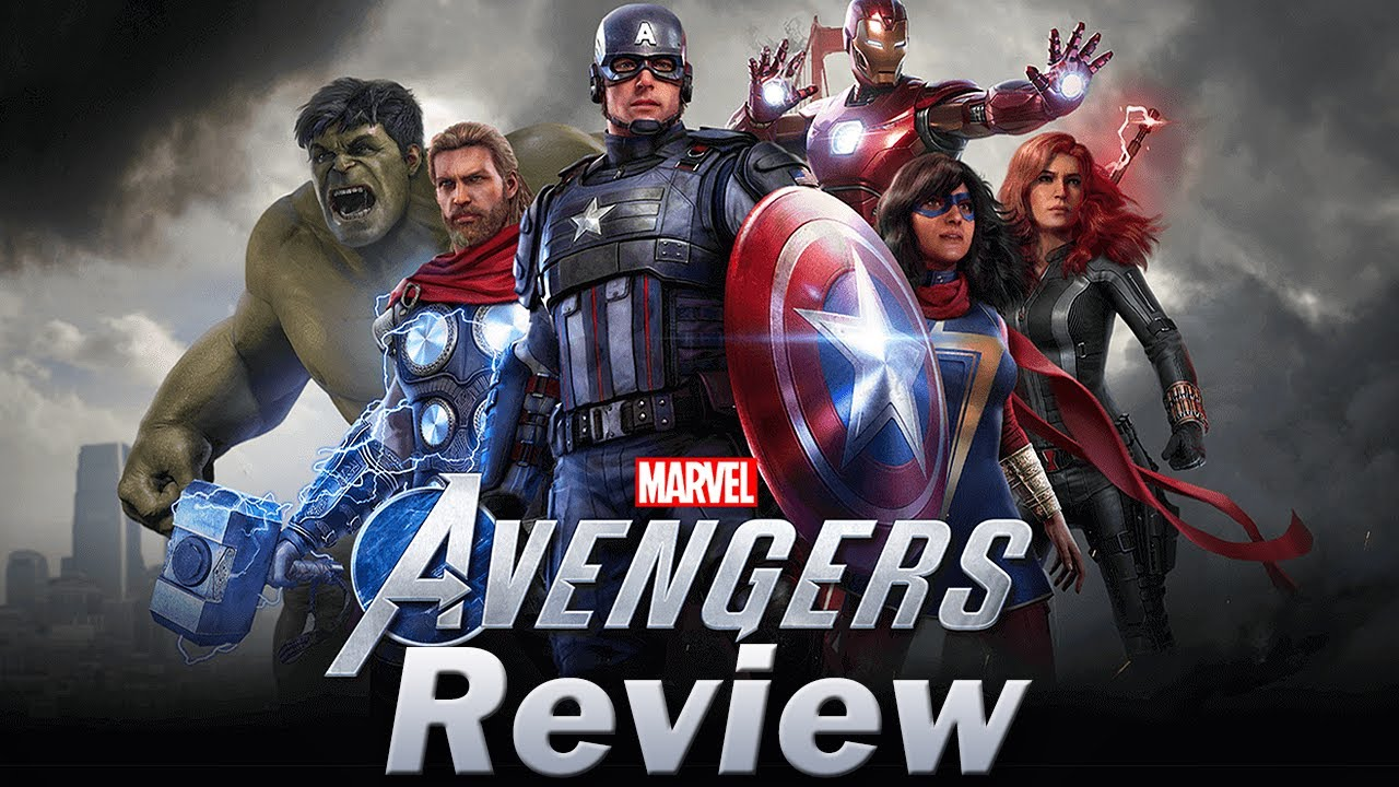 Marvel's Avengers Review | PS4, Xbox, PC, Stadia (Video Game Video Review)