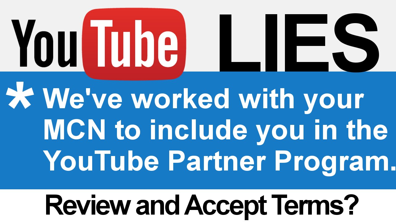 how to know if you are a youtube partner