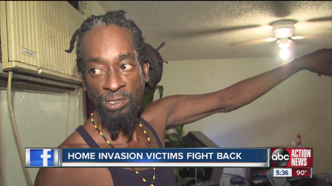 Armed home invasion suspect critically injured after victims fought back