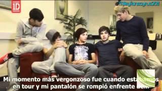 One Direction Video diary 1- Traducido al español . HD
